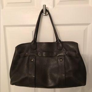 Vintage Salvatore Ferragamo shoulder tote bag